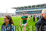 Gavin White, Kerry celebrates after the All Ireland Senior Football Semi Final between Kerry and Tyrone at Croke Park, Dublin on Sunday.