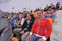 OLYMPICS: SOCHI: Adler Arena, 08-02-2014, Atilay Uslu (CEO Corendon Airlines), ©foto Martin de Jong