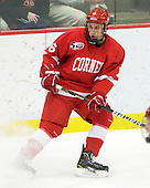 Greg Miller (Cornell - 16) - The visiting Cornell University Big Red defeated the Harvard University Crimson 2-1 on Saturday, January 29, 2011, at Bright Hockey Center in Cambridge, Massachusetts.
