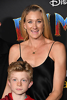 11 March 2019 - Hollywood, California - Kerri Walsh Jennings. &quot;Dumbo&quot; Los Angeles Premiere held at Ray Dolby Ballroom. Photo <br /> CAP/ADM/BT<br /> &copy;BT/ADM/Capital Pictures