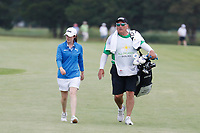 Leona Maguire (Ireland) walks the 18th hole during the final round of the ShopRite LPGA Classic presented by Acer, Seaview Bay Club, Galloway, New Jersey, USA. 6/10/18.<br /> Picture: Golffile | Brian Spurlock<br /> <br /> <br /> All photo usage must carry mandatory copyright credit (&copy; Golffile | Brian Spurlock)