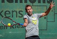 Etten-Leur, The Netherlands, August 27, 2017,  TC Etten, NVK, Bas Snelders (NED)<br /> Photo: Tennisimages/Henk Koster