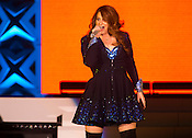 Meghan Trainor @ the AMP