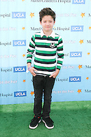 SANTA MONICA, CA - OCTOBER 21:  Davis Cleveland at the Mattel Party On The Pier Benefiting Mattel Children's Hospital UCLA - Red Carpet at Pacific Park at Santa Monica Pier on October 21, 2012 in Santa Monica, California. © mpi20/MediaPunch Inc. /NortePhoto