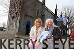 Kerry Women's Interactive Network are hosting a morning to celebrate International Women's Day tomorrow Friday March 6th in St. John's Theatre Listowel from 9.30am - 1pm. Pictured were: Cathy Sadlier and Marian Relihan.