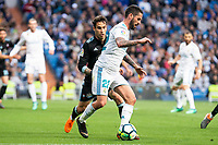 "Real Madrid Francisco Roman ""Isco"" during La Liga match between Real Madrid and Celta de Vigo at Santiago Bernabeu Stadium in Madrid, Spain. May 12, 2018. (ALTERPHOTOS/Borja B.Hojas) /NORTEPHOTOMEXICO"