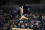 Amy Tinkler. British Senior Gymnastics Championships 2016. Liverpool Echo Arena.