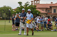 Brooks Koepka (USA) heads down 1 during round 3 of The Players Championship, TPC Sawgrass, at Ponte Vedra, Florida, USA. 5/12/2018.<br /> Picture: Golffile | Ken Murray<br /> <br /> <br /> All photo usage must carry mandatory copyright credit (&copy; Golffile | Ken Murray)