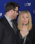 "Seth Rogen and Barbra Streisand   attends Los Angeles Premiere of Paramount Pictures' ""THE GUILT TRIP"" held at The Regency Village  Theatre in Westwood, California on December 11,2012                                                                               © 2012 DVS / Hollywood Press Agency"