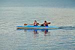 Turystyka kajakowa - jezioro solińskie