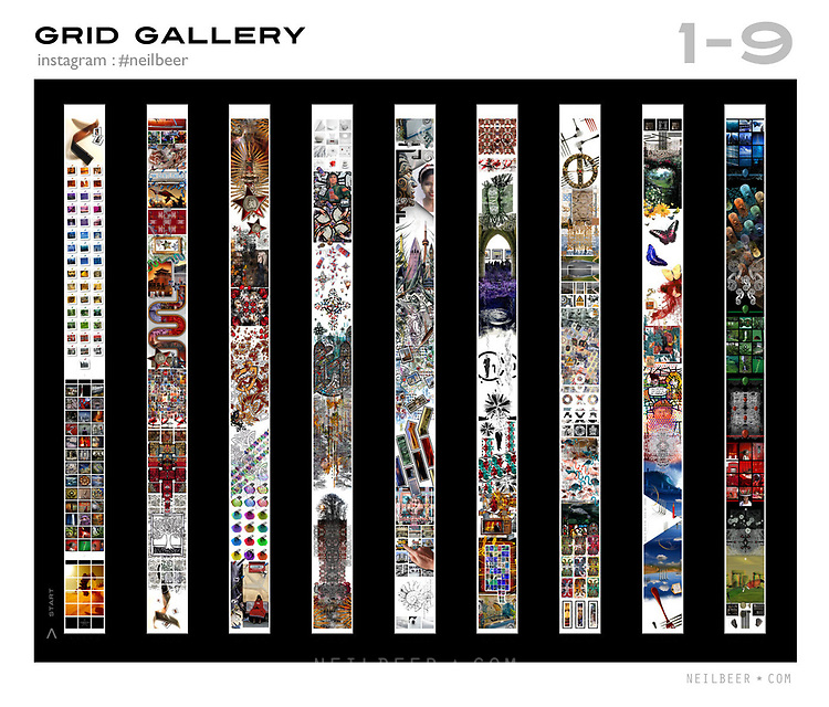 GRID GALLERY | instagram