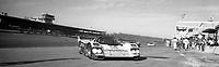 the Rolex 24 at Daytona, Daytona International Speedway, Daytona Beach, FL, February 1, 1987.  (Photo by Brian Cleary/www.bcpix.com)