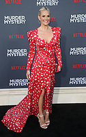 10 June 2019 - Westwood, California - Molly Sims. The Los Angeles Premiere Screening of Murder Mystery  held at Regency Village Theatre. Photo Credit: Faye Sadou/AdMedia