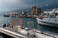 Italien, Elba, Portoferraio, im Hafen