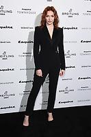 Eleanor Tomlinson<br /> arriving for the Esquire Townhouse 2019 launch party, London.<br /> <br /> ©Ash Knotek  D3528 16/10/2019
