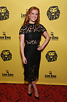 Patti Murin attends the 20th Anniversary Performance of 'The Lion King' on Broadway at The Minskoff Theatre on November 5, 2017 in New York City.