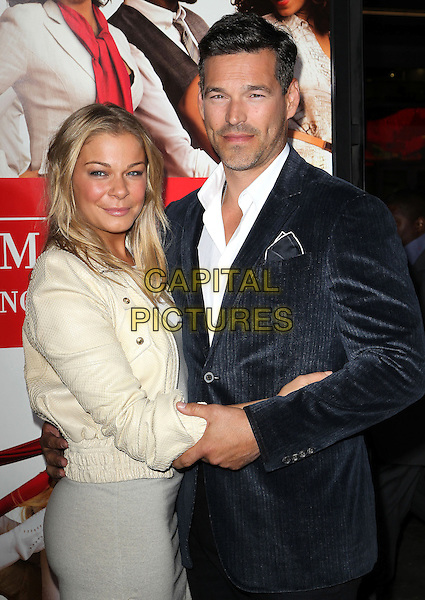 05 November 2013 - Hollywood, California - LeAnn Rimes, Eddie Cibrian  at &quot;The Best Man Holiday&quot; Los Angeles Premiere held at TCL Chinese Theatre on November 5th, 2013<br /> CAP/ADM/KB<br /> &copy;Kevan Brooks/AdMedia/Capital Pictures