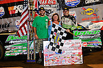 Aug 15, 2010; 1:08:07 AM; Union, KY., USA; TheSunoco Race Fuels North/South 100î running a 50,000-to-win event presented by Lucas Oil at Florence Speedway in Union, KY. Mandatory Credit: (thesportswire.net)