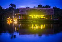 Sacha Lodge, Amazon Rainforest, Coca, Ecuador, South America