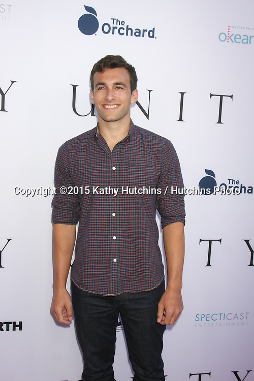 "LOS ANGELES - JUN 24:  Matthew Ziff at the ""Unity"" Documentary World Premeire at the Director's Guild of America on June 24, 2015 in Los Angeles, CA"