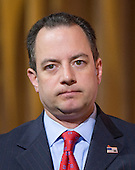 Reince Priebus, Chairman, Republican National Committee participates on a panel at the Conservative Political Action Conference (CPAC) at the Gaylord National at National Harbor, Maryland on Saturday, March 8, 2014.<br /> Credit: Ron Sachs / CNP