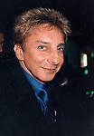 Barry Manilowin New York City.December 1997.