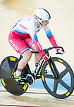 Tatiana Kiseleva of Russia competes in the Women's Keirin - 1st Round during the 2017 UCI Track Cycling World Championships on 16 April 2017, in Hong Kong Velodrome, Hong Kong, China. Photo by Chris Wong / Power Sport Images