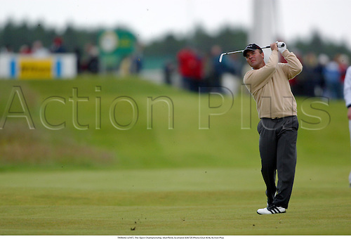 THOMAS LEVET, The Open Championship, Muirfield, Scotland 020720 Photo:Glyn Kirk/Action Plus...Golf.2002