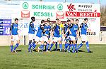 2015-11-01 / Voetbal / seizoen 2015-2016 / KSV Schriek - FC Mariekerke/ Kjell Tolenaars ( FC Mariekerke) zorgt voor de 0-1 Foto: Mpics.be