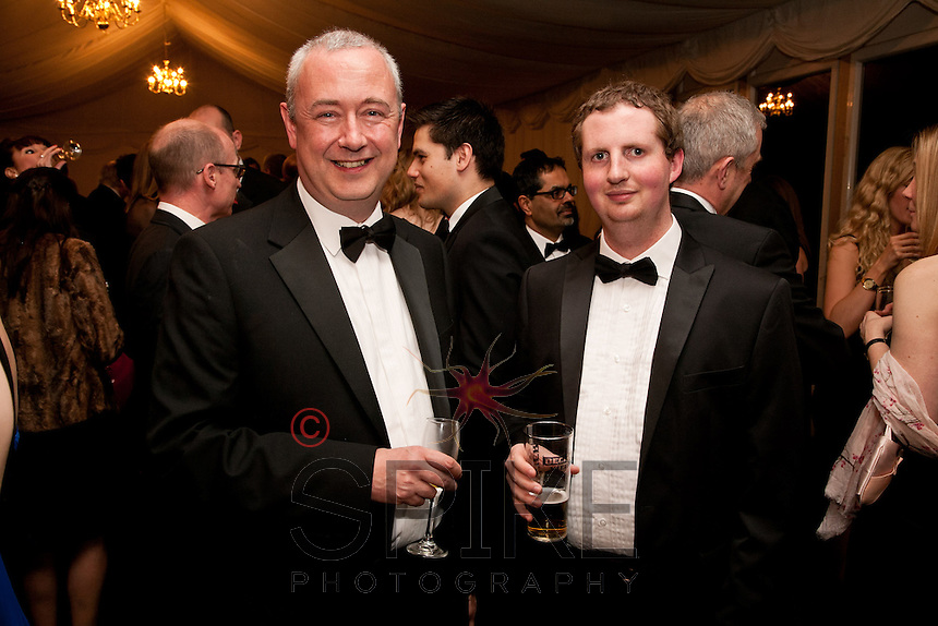Neil Forkin (left) of Wesleyan for Lawyers with Tom Carter of Ropewalk Chambers