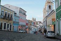 SALVADOR, BA, 17.12.2012 - PELOURINHO-BA - Imagem de arquivo do Pelourinho, Centro Histórico da cidade de Salvador (BA). (Foto: Joá Souza / Brazil Photo Press).