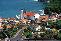 Portugal, Madeira, in Porto da Cruz