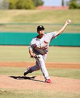 Justin Fiske / Peoria Saguaros 2008 Arizona Fall League..Photo by:  Bill Mitchell/Four Seam Images