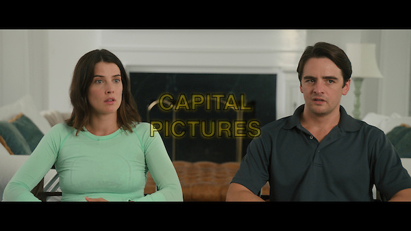 The Intervention (2016)<br /> Cobie Smulders, Vincent Piazza<br /> *Filmstill - Editorial Use Only*<br /> CAP/FB<br /> Image supplied by Capital Pictures