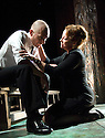 Oedipus by Sophocles,A new version by Frank McGuinness directed by Jonathan Kent.With Ralph Fiennes as Oedipus , Clare Higgins as Jocastia.Opens at The Olivier Theatre at The National Theatre on 15/10/08 CREDIT Geraint Lewis