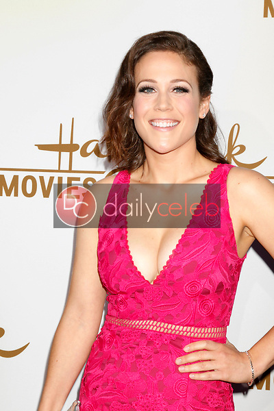 Erin Krakow<br /> at the Hallmark TCA Summer 2017 Party, Private Residence, Beverly Hills, CA 07-27-17<br /> David Edwards/DailyCeleb.com 818-249-4998