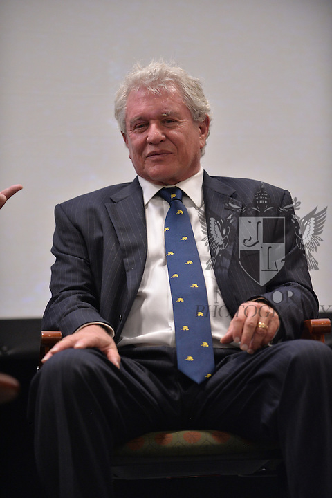 CORAL GABLES, FL - NOVEMBER 20: Tom Berenger attend Q&A session after the premiere screening Of 'Reach Me' Hosted by University Of Miami inside the BankUnited Center Fieldhouse at University of Miami on Thursday November 20, 2014 in Coral Gables, Florida. (Photo by Johnny Louis/jlnphotography.com)