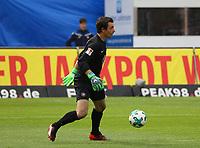 Torwart Martin Männel (Erzgebirge Aue) - 13.05.2018: SV Darmstadt 98 vs. FC Erzgebirge Aue, Stadion am Boellenfalltor, 34. Spieltag 2. Bundesliga