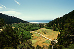 California: Big Basin Park.  View of Waddell Creek..Photo copyright Lee Foster, 510/549-2202, lee@fostertravel.com, www.fostertravel.com..Photo #: cadayt101
