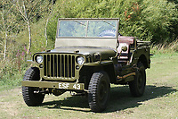 Jeep gifted to Dwight D. Eisenhower when he was a General in the American Army is set to sell