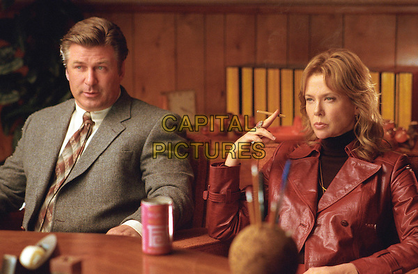 ALEC BALDWIN &  ANNETTE BENING.in Running With Scissors.*Editorial Use Only*.Ref: FB.www.capitalpictures.com.sales@capitalpictures.com.Supplied by Capital Pictures.