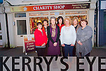 Kingdom Care are appealing for donations to help support their Castleisland shop. <br /> Front L-R Noreen O'Sullivan, Elizabeth Roche (manager), Tina Moriarty and Mary Pat Sheehy. <br /> Back L-R Teresa Foran, Mary McKenna and Noreen Cremins.