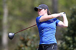 16 April 2016: Duke's Leona Maguire. The Second Round of the Atlantic Coast Conference's Womens Golf Tournament was held at Sedgefield Country Club in Greensboro, North Carolina.