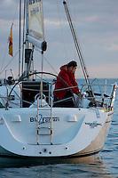 Blu Ferrari 2 .XXIII Edición de la Regata de Invierno 200 millas a 2 - 6 al 8 de Marzo de 2009, Club Náutico de Altea, Altea, Alicante, España