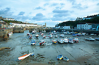 Porthleven Harbour, Porthleven, Cornwall