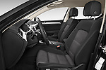 Front seat view of a 2015 Volkswagen Passat Comfort 4 Door Sedan Front Seat car photos