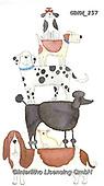Kate, CUTE ANIMALS, LUSTIGE TIERE, ANIMALITOS DIVERTIDOS, paintings+++++,GBKM257,#ac#, EVERYDAY