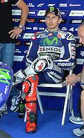Termas de Rio Hondo ( Argentina ) 01/04/2016 - prove libere - Practice Moto GP - Argentina  / foto Luca Gambuti/Image Sport/Insidefoto<br /> nella foto: Jorge Lorenzo