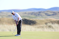 Donal Casey playing with Mikko Korhonen (FIN) during the ProAm of the 2018 Dubai Duty Free Irish Open, Ballyliffin Golf Club, Ballyliffin, Co Donegal, Ireland.<br /> Picture: Golffile | Jenny Matthews<br /> <br /> <br /> All photo usage must carry mandatory copyright credit (&copy; Golffile | Jenny Matthews)