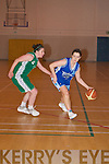Tralee Imperials v Liffey Celtic at Mercy Mounthawk Gym Tralee on Sunday in the Womens under 20 National Cup quarter-finals.......